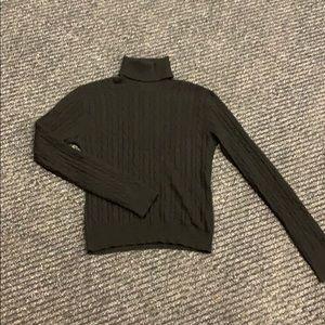 100% Cashmere turtleneck sweater: Bloomingdales!